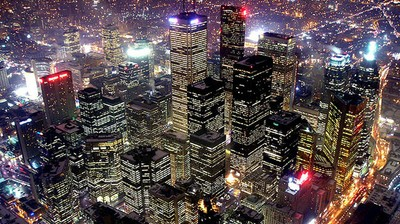 The Downtown of Toronto