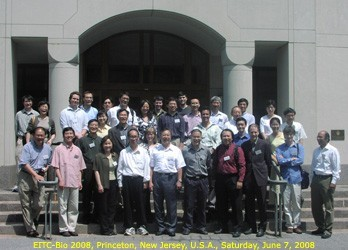 Group Picture - the EITA-Bio 2008