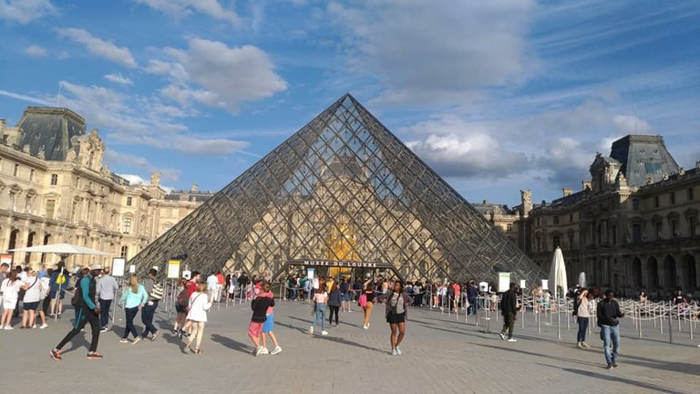 The Louvre_Museum_France_082318A