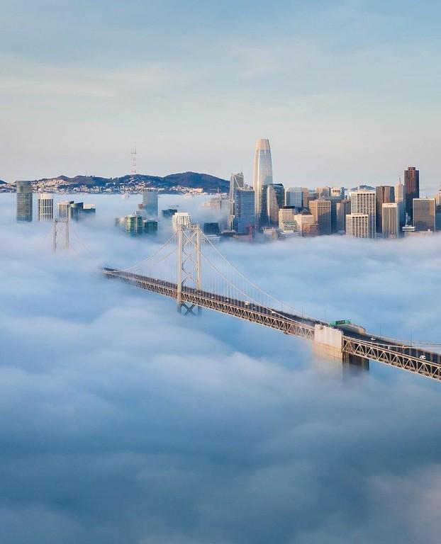 San Francisco-Oakland Bay Bridge_112120A